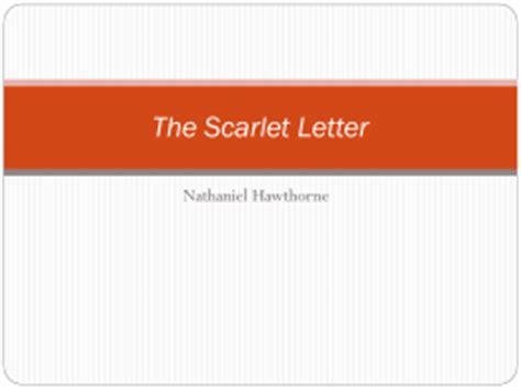 Scarlet letter essays on protofeminism